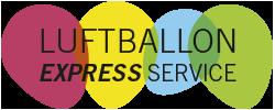 Luftballon Express Service Logo