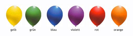 Kristall  Luftballons Express Service