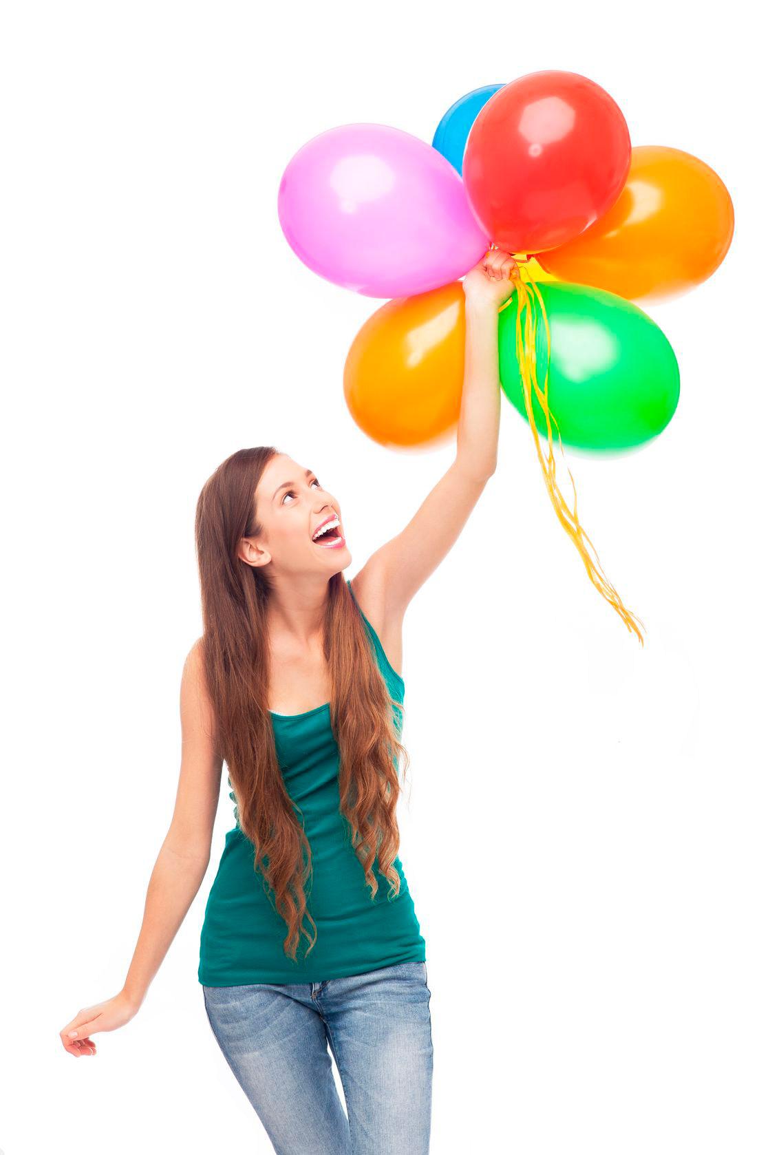 Werbeballons bedrucken express