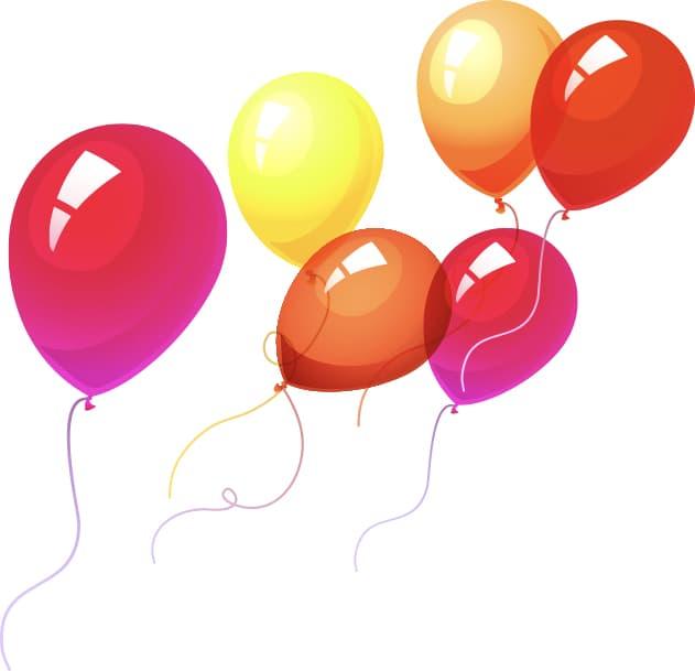 Express Luftballons bedrucken lassen kleine Mengen